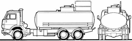 KamAZ-5607-01