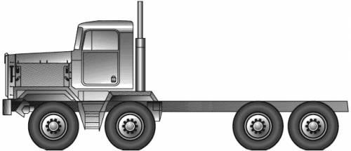 Kenworth C500 Twin Steer (2005)