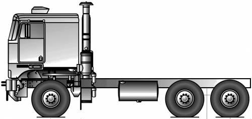 Kenworth C500K (2008)