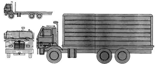 Kenworth L700
