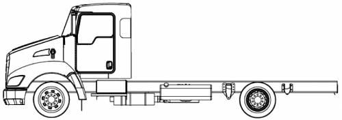 Kenworth T170 (2011)