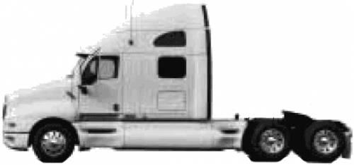 Kenworth T2000 (2005)