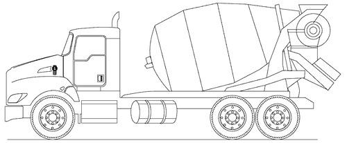 Kenworth T460