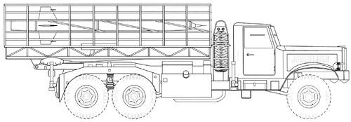 KrAZ-214 Vikhr