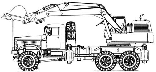 KrAZ-256B1