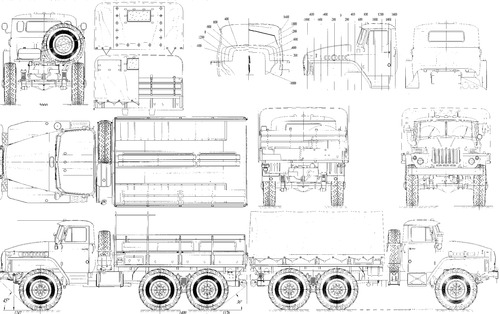 KrAZ-4320
