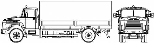 KrAZ-5133B2-82 4x2 (2007)
