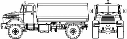 KrAZ-5133BE 4x2 (2007)