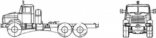 KrAZ-63221