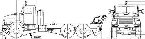 KrAZ-6333 PE HRV