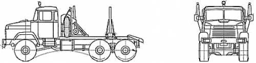KrAZ-6437