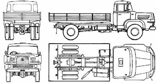 Krupp AK760 (1958)