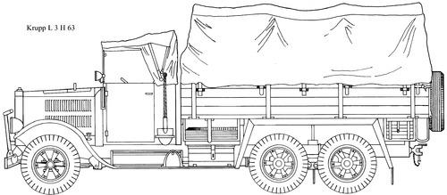 Krupp L 3 H 63