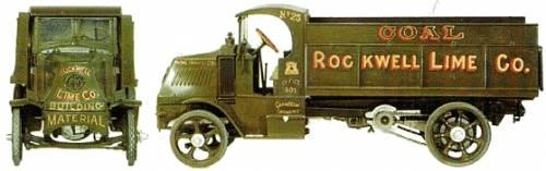 Mack Bulldog Dump Truck (1926)