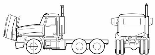Mack CL703