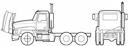 Mack CL703 (2005)