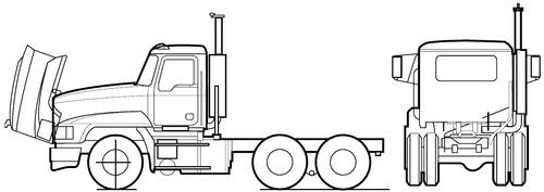 Mack CL-703