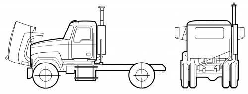 Mack CXN602