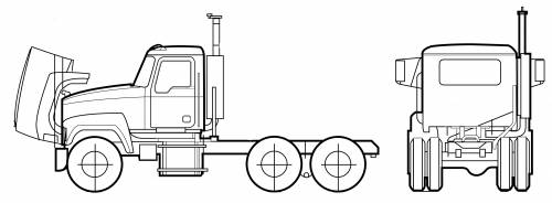 Mack CXN603