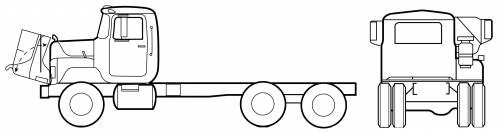 Mack DM600S