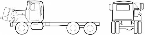 Mack DM600SX (2005)