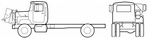 Mack DM600X