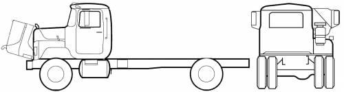 Mack DM600X (2005)