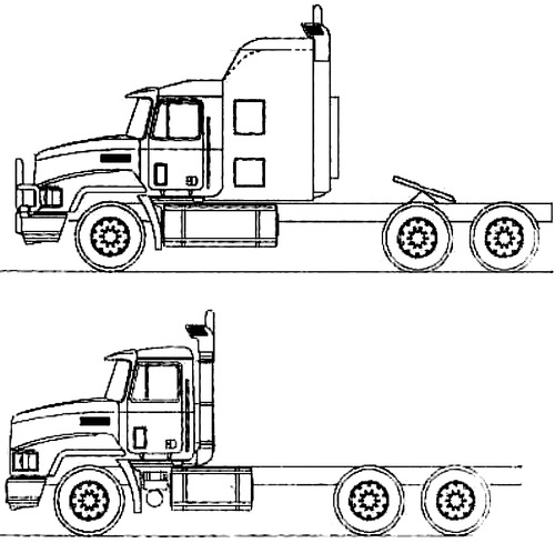 Mack Fleet-Liner AUS (2002)