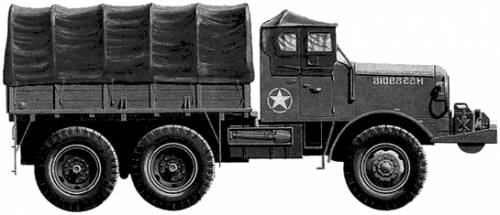 Mack G-532 NO 6x6 (1943)