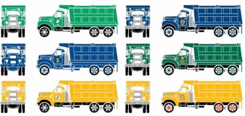 Mack Model B Dump Truck