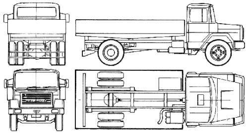 Magirus-Deutz 170D 15K (1975)