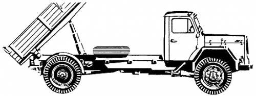 Magirus Deutz 230 D 16 AK 4x4 (1967)