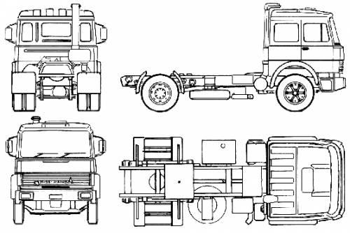Magirus-Deutz 256M 19 FS (1975)