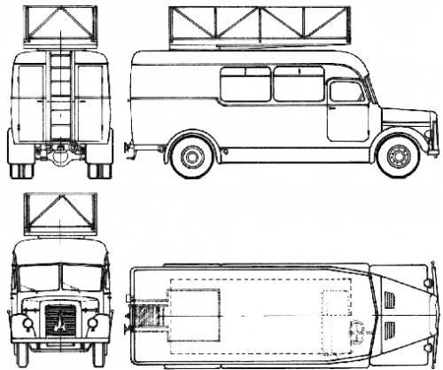 Magirus-Deutz Montageturmwagen (1959)