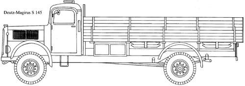Magirus-Deutz S145