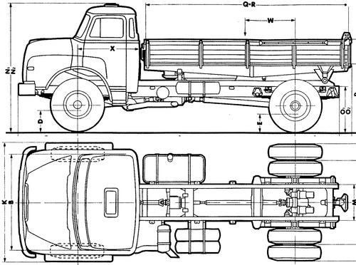 MAN 13.230 HKA (1968)