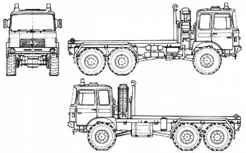 MAN 20.280 DFAEG (1980)
