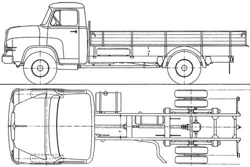 MAN 415 L1 (1957)
