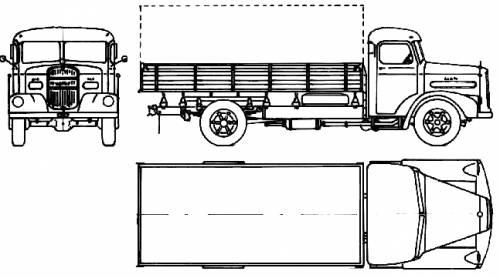 MAN 750 TL1 (1958)