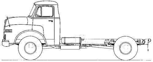 MAN 780HKA 1966