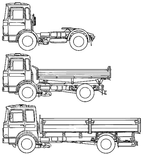 MAN F8 16-48ton