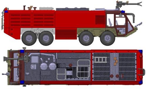 MAN SX 43.1000 Ziegler Z8
