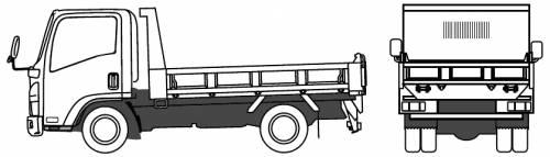 Mazda Titan Recliner 1.5t (2010)