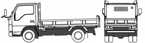 Mazda Titan Recliner 2t (2010)