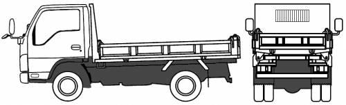 Mazda Titan Twin Cab M (2010)