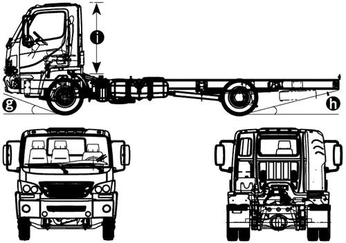 Mercedes-Benz Accelo 815 (2016)
