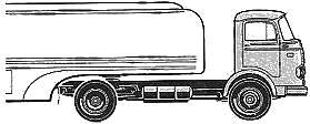 Mercedes Benz L1113 (1964)