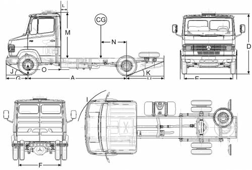 Mercedes-Benz L710-42 EuroIII (2013)