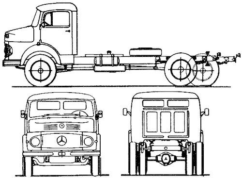 Mercedes-Benz L914 (1977)