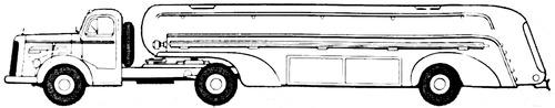 Mercedes-Benz LK6600 (1951)